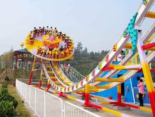 BNFS-24B-Disco-Amusement-Rides